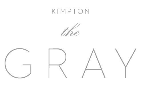 Kimpton Gray Chicago Hotel Logo