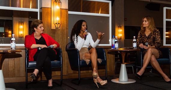 2019 Leading Ladies Panel Series @ Kimpton Gray Hotel
