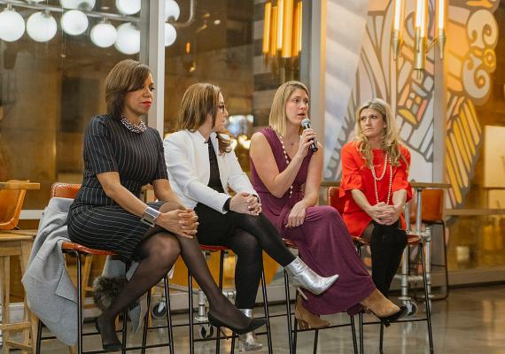 2019 Leading Ladies Panel Series @ Latinicity