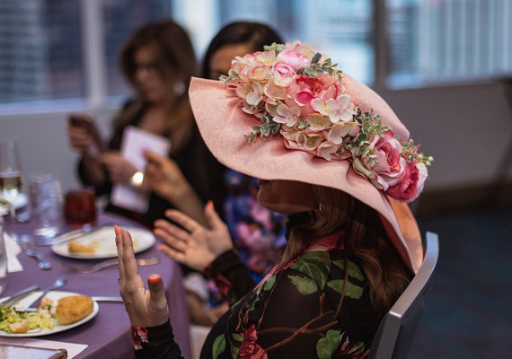 Leading Ladies Luncheon 2019  Rachel Bires Photography