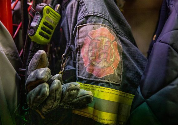 Sprinkles of Joy 2020 – Chicago's Firefighters