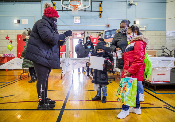 Sprinkles of Joy 2020 – Chicago's William Brown Elementary
